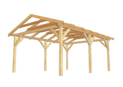 pergola-sedlova-strecha--pohled